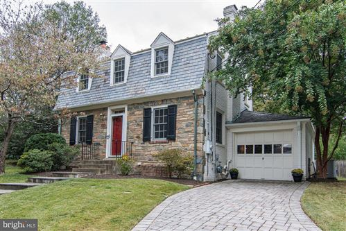Photo of 6700 MELVILLE PL, CHEVY CHASE, MD 20815 (MLS # MDMC681218)