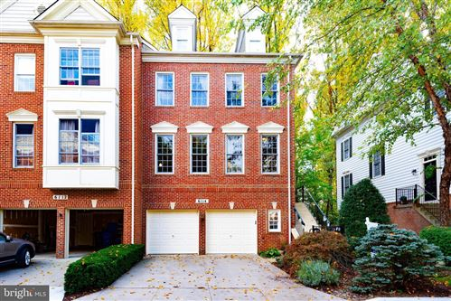 Photo of 6114 STONEHENGE PL #13, NORTH BETHESDA, MD 20852 (MLS # MDMC730218)
