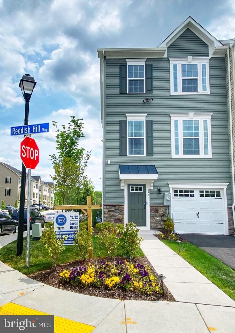 103 REDDISH HILL WAY, Baltimore, MD 21225 - MLS#: MDAA462218