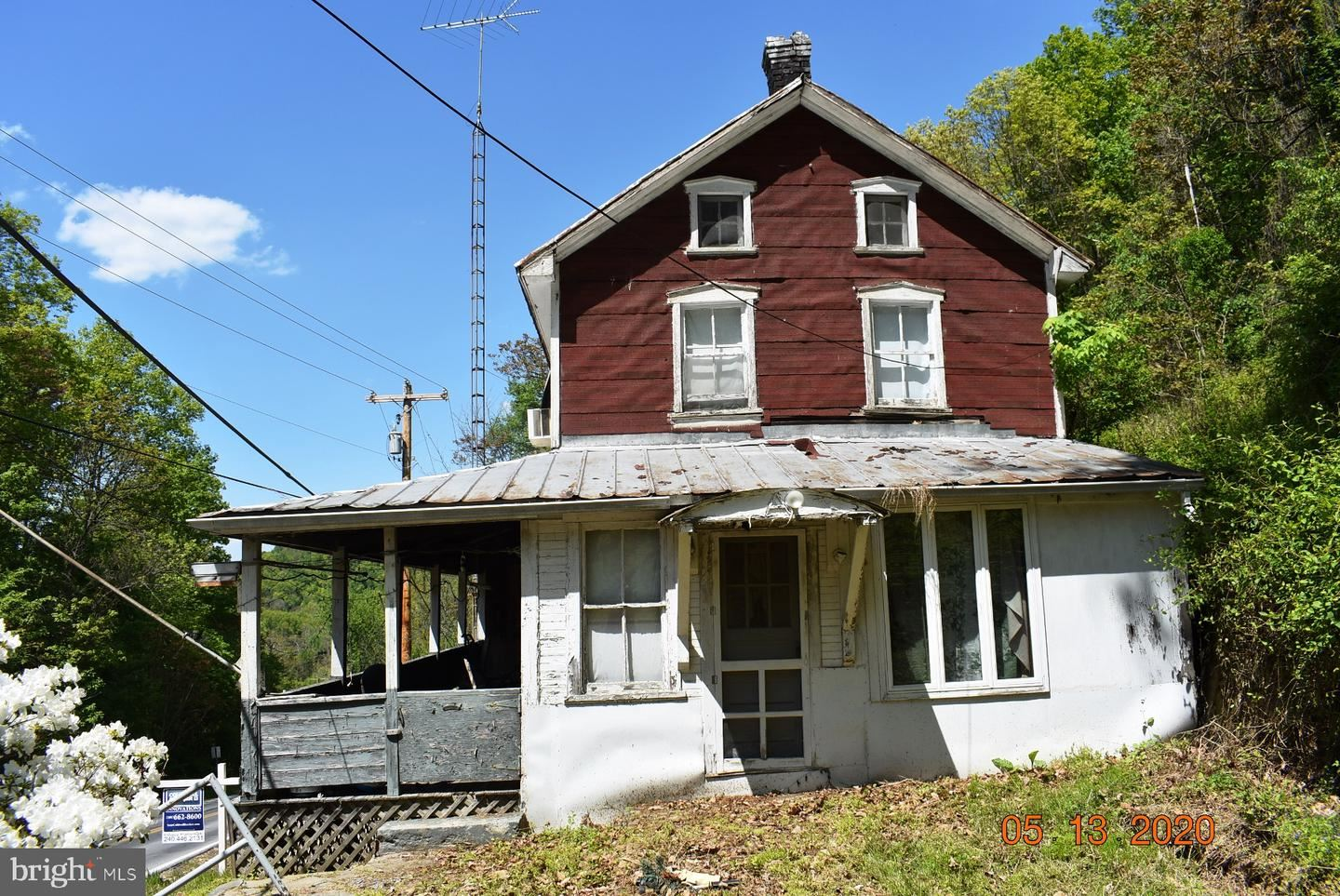 Photo of 2519 HARPERS FERRY RD, SHARPSBURG, MD 21782 (MLS # MDWA172218)