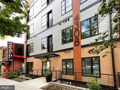Photo of 4308 GEORGIA AVE NW #302, WASHINGTON, DC 20011 (MLS # DCDC481220)