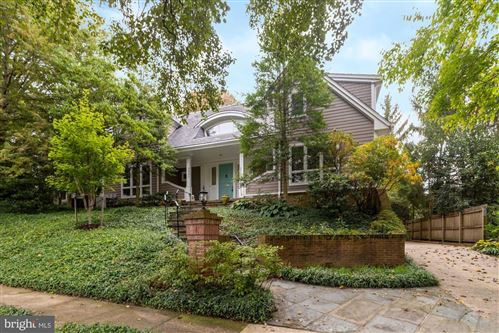 Photo of 6921 WOODSIDE PL, CHEVY CHASE, MD 20815 (MLS # MDMC727220)