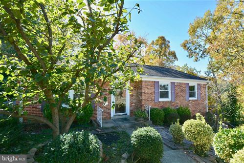Photo of 102 TECUMSEH DR, OXON HILL, MD 20745 (MLS # MDPG587220)