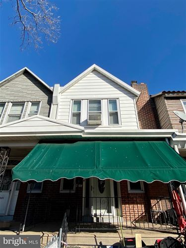 Photo of 4033 TEESDALE ST, PHILADELPHIA, PA 19136 (MLS # PAPH939220)