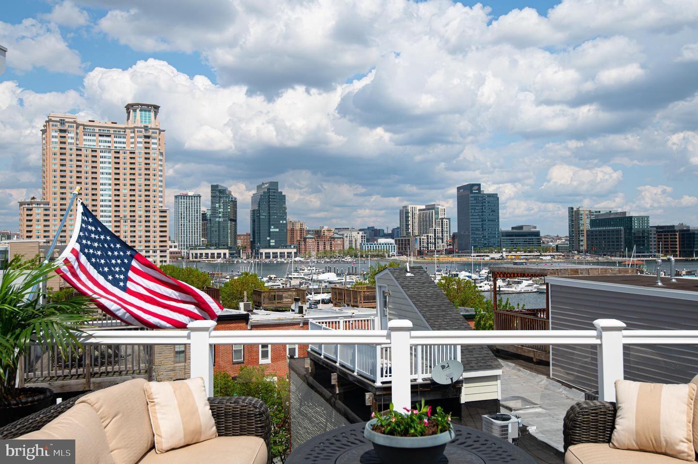 626 HARVEY ST, Baltimore, MD 21230 - MLS#: MDBA548220