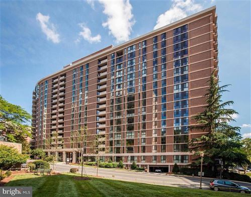 Photo of 4620 N PARK AVE #910E, CHEVY CHASE, MD 20815 (MLS # MDMC736222)