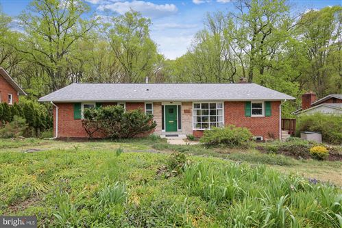 Photo of 10713 MEADOWHILL RD, SILVER SPRING, MD 20901 (MLS # MDMC753222)