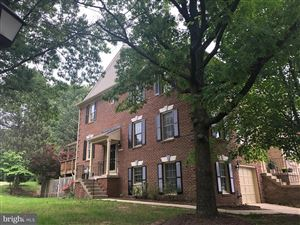 Photo of 7400 SALFORD CT, ALEXANDRIA, VA 22315 (MLS # VAFX1063222)