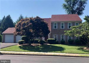 Photo of 9503 LIBERTY TREE LN, VIENNA, VA 22182 (MLS # VAFX1089222)