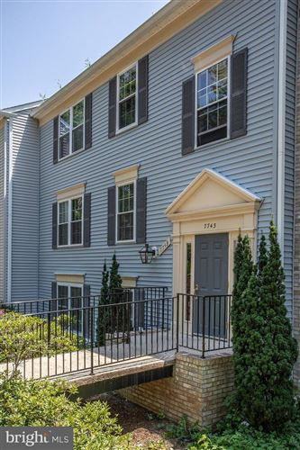 Photo of 7743 INVERSHAM DR #195, FALLS CHURCH, VA 22042 (MLS # VAFX1138224)