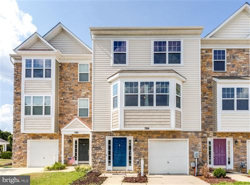 Photo of 584 BURR OAK CT, PRINCE FREDERICK, MD 20678 (MLS # MDCA172230)