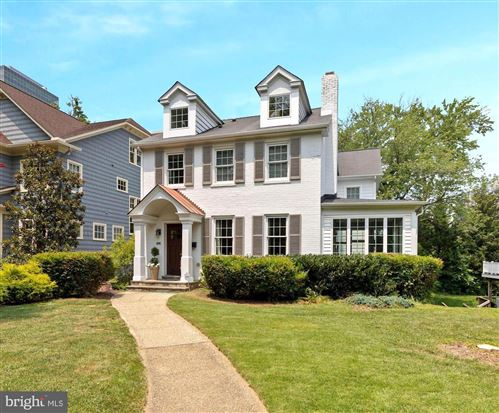 Photo of 4505 ELM ST, CHEVY CHASE, MD 20815 (MLS # MDMC2006230)