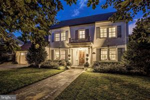 Photo of 6131 NEVADA AVE, CHEVY CHASE, MD 20815 (MLS # MDMC667230)