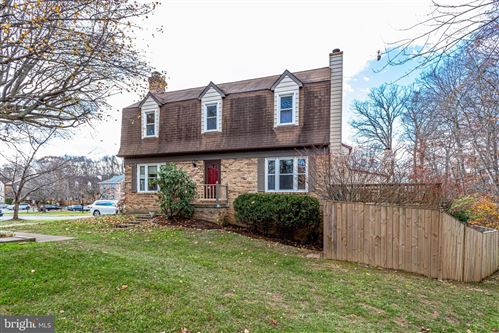 Photo of 7981 YANCEY DR, FALLS CHURCH, VA 22042 (MLS # VAFX1102230)