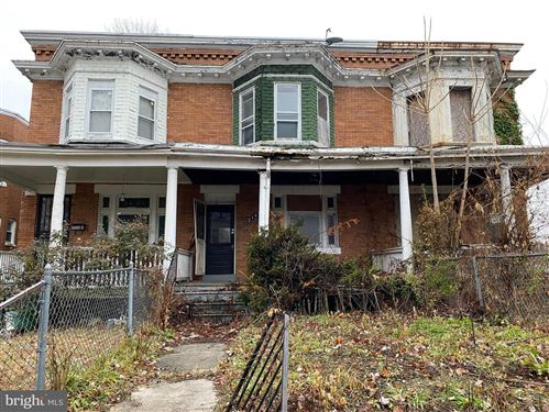 Photo of 2140 MOUNT HOLLY ST, BALTIMORE, MD 21216 (MLS # MDBA494232)