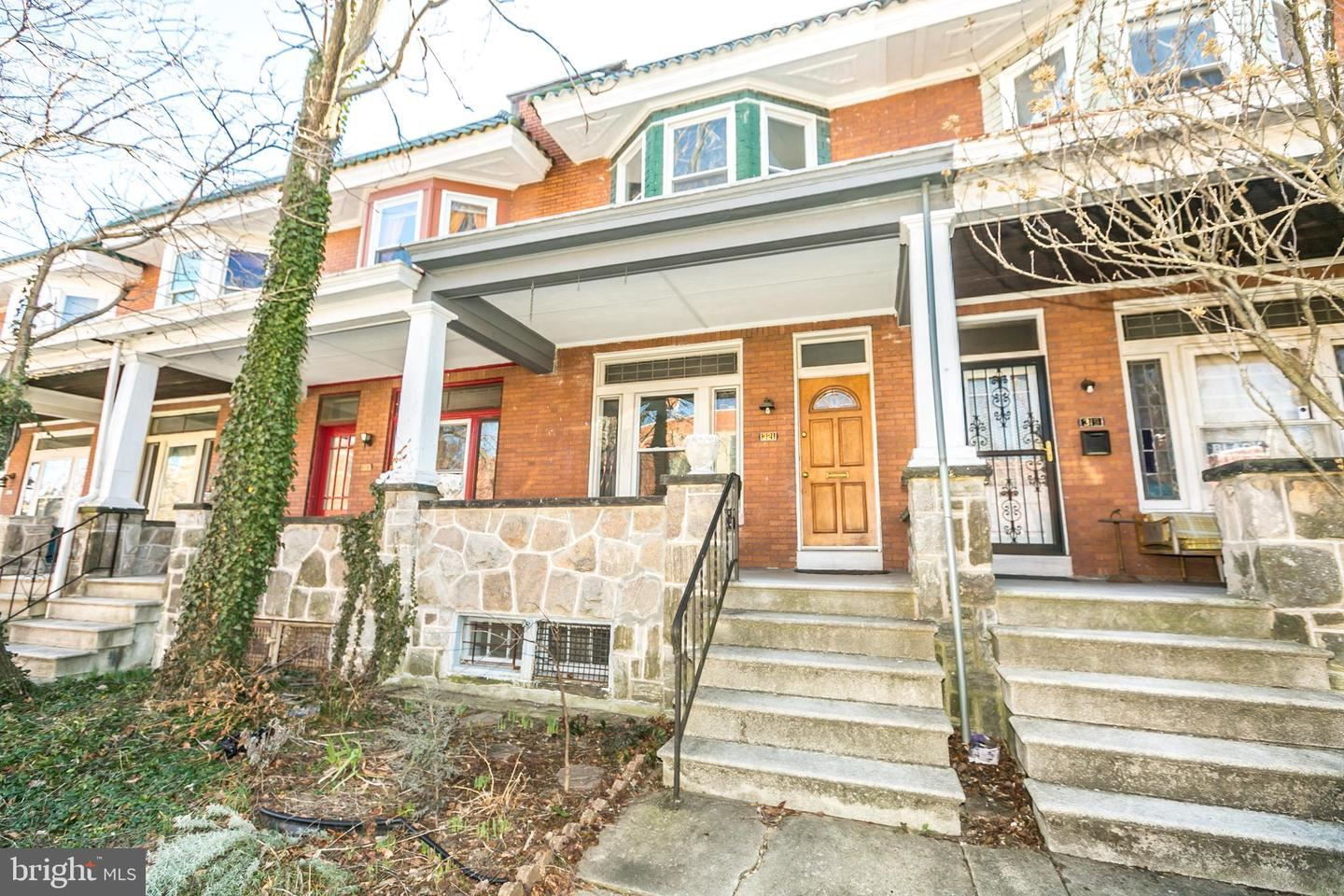 321 E 29TH ST, Baltimore, MD 21218 - MLS#: MDBA541232