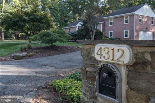Photo of 4312 PINETREE RD, ROCKVILLE, MD 20853 (MLS # MDMC683234)
