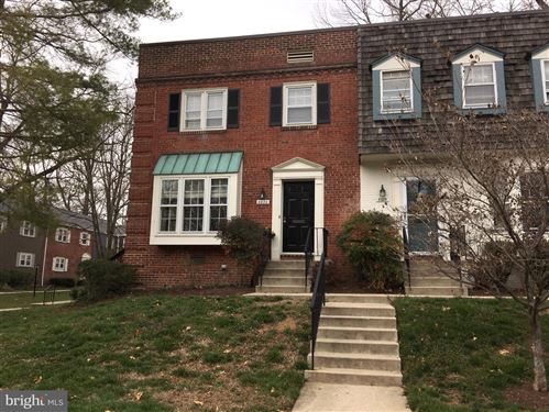 Photo of 6626 HILLANDALE RD #58, CHEVY CHASE, MD 20815 (MLS # MDMC699234)