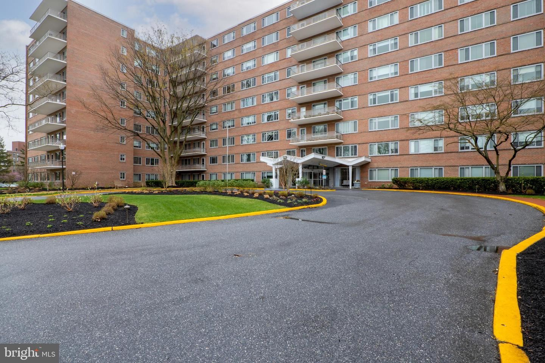 11 SLADE AVE #608, Baltimore, MD 21208 - MLS#: MDBC525236