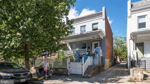 Photo of 615 IRVING ST NW, WASHINGTON, DC 20010 (MLS # DCDC489238)