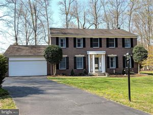 Photo of 9115 SOAPBERRY CT, BEL ALTON, MD 20611 (MLS # MDCH194238)