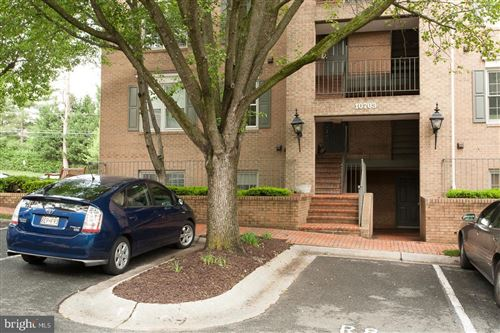 Photo of 10703 KINGS RIDING WAY #201-13, ROCKVILLE, MD 20852 (MLS # MDMC686238)