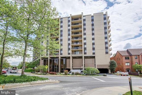 Photo of 4242 EAST WEST HWY #1002, CHEVY CHASE, MD 20815 (MLS # MDMC717238)