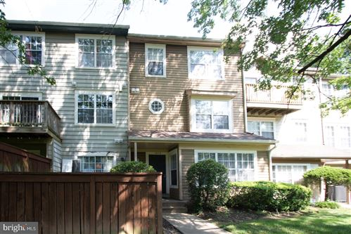 Photo of 4845 RIVER VALLEY WAY #39, BOWIE, MD 20720 (MLS # MDPG574238)