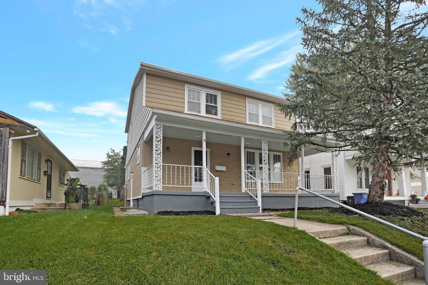 Photo of 1024 CONCORD ST, HAGERSTOWN, MD 21740 (MLS # MDWA2000239)