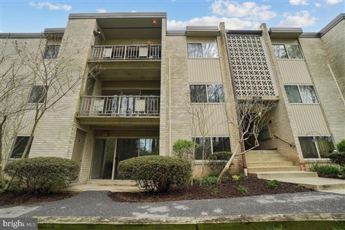 Photo of 5202 CROSSFIELD CT #117, ROCKVILLE, MD 20852 (MLS # MDMC753240)