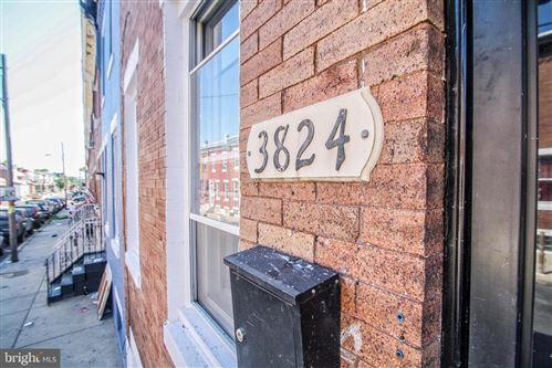 Photo of 3824 N DARIEN ST, PHILADELPHIA, PA 19140 (MLS # PAPH2003240)