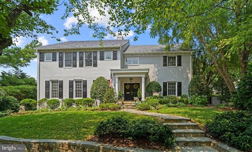 Photo of 5211 DORSET AVE, CHEVY CHASE, MD 20815 (MLS # MDMC2005242)