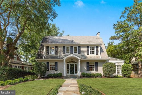 Photo of 4615 LANGDRUM LN, CHEVY CHASE, MD 20815 (MLS # MDMC2019242)