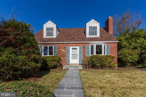 Photo of 4603 FRANKLIN ST, KENSINGTON, MD 20895 (MLS # MDMC687242)