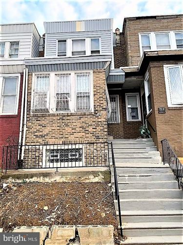Photo of 310 E ALBANUS ST, PHILADELPHIA, PA 19120 (MLS # PAPH851242)