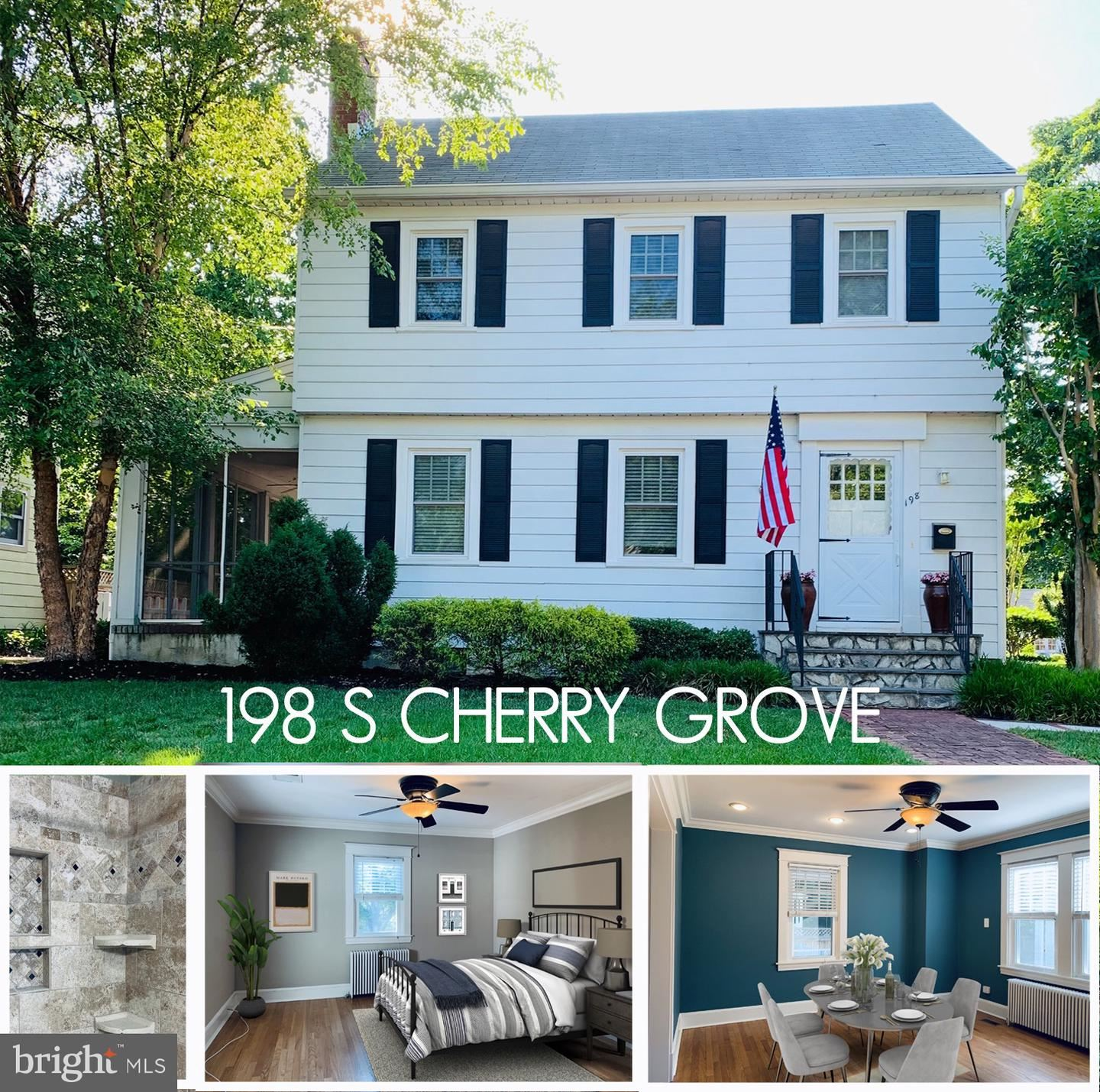 198 S CHERRY GROVE AVE, Annapolis, MD 21401 - MLS#: MDAA470242