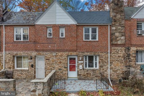 Photo of 5706 JONQUIL AVE, BALTIMORE, MD 21215 (MLS # MDBA491244)