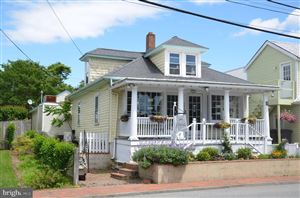 Tiny photo for 207 N TALBOT ST, SAINT MICHAELS, MD 21663 (MLS # MDTA135244)