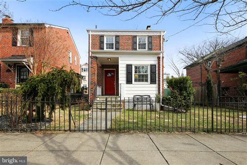 Photo of 5317 42ND PL NW, WASHINGTON, DC 20015 (MLS # DCDC458246)