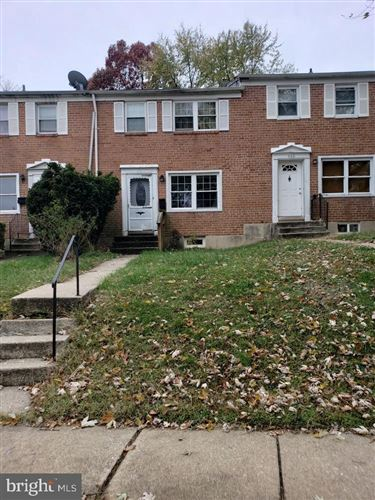 Photo of 602 GIBSON RD, BALTIMORE, MD 21229 (MLS # MDBA502246)