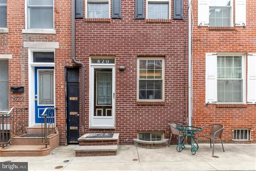Photo of 820 S PERCY ST, PHILADELPHIA, PA 19147 (MLS # PAPH992246)