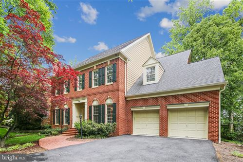 Photo of 12609 MISTY CREEK LN, FAIRFAX, VA 22033 (MLS # VAFX1129246)