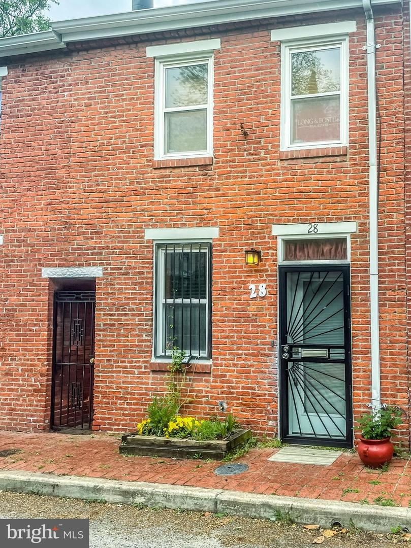 28 S DURHAM ST, Baltimore, MD 21231 - MLS#: MDBA549246