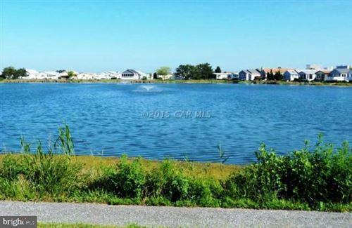 Tiny photo for 625 GULF STREAM DR, OCEAN CITY, MD 21842 (MLS # MDWO117248)