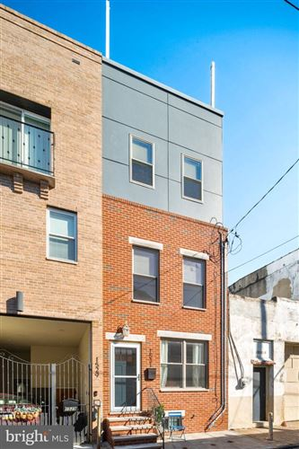 Photo of 1531 S BEULAH ST, PHILADELPHIA, PA 19147 (MLS # PAPH992248)