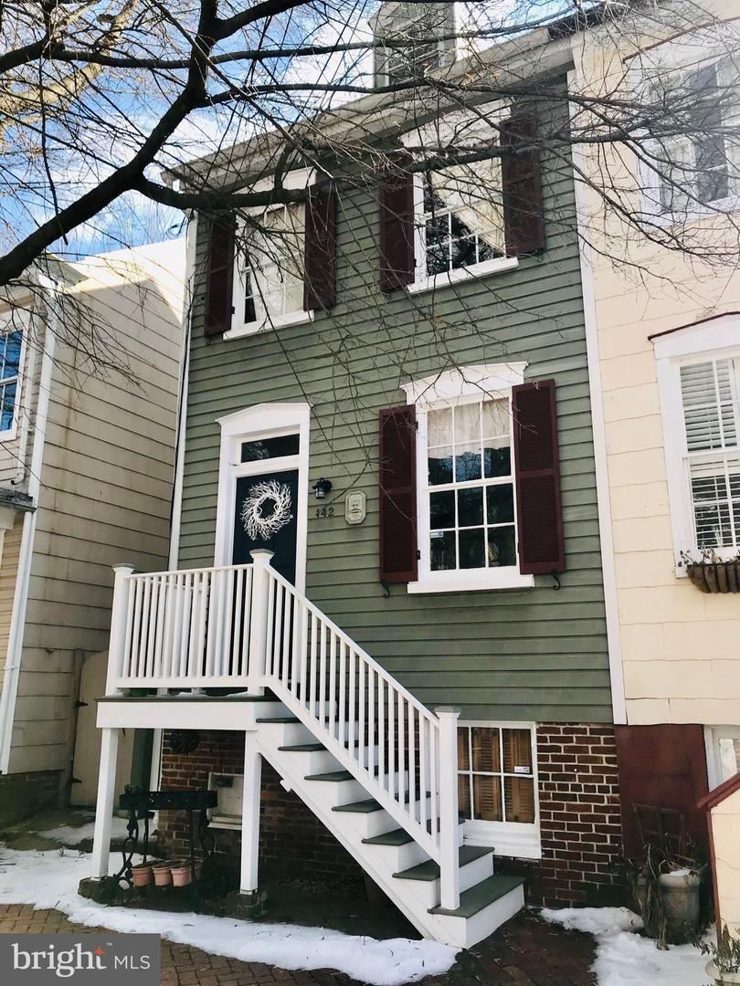 142 MARKET ST, Annapolis, MD 21401 - MLS#: MDAA460248
