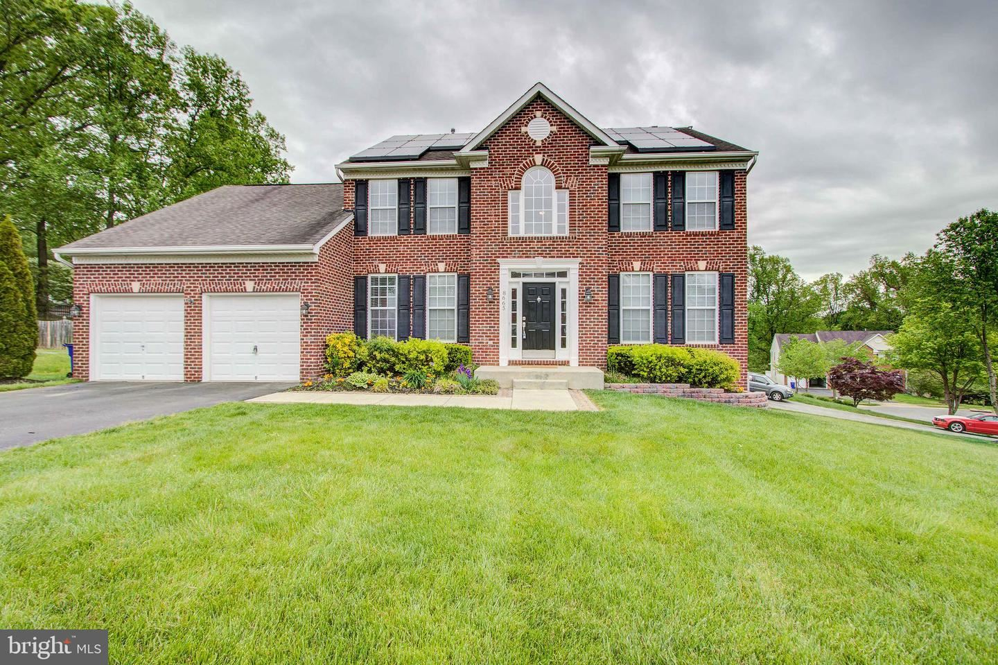 8665 TOWER DR, Laurel, MD 20723 - MLS#: MDHW293248