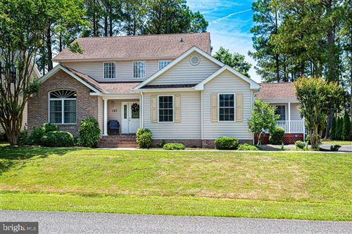 Photo of 147 PINE FOREST, OCEAN PINES, MD 21811 (MLS # MDWO123250)