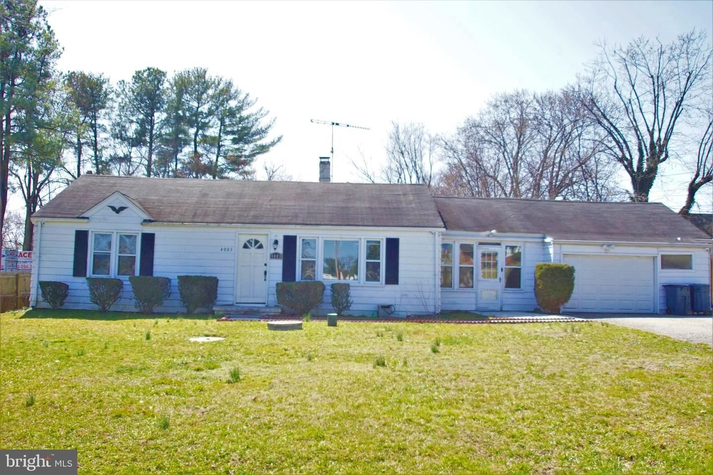 4003 SCHROEDER AVE, Perry Hall, MD 21128 - MLS#: MDBC524250