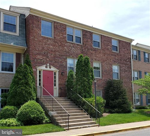 Photo of 6002 WESTCHESTER PARK DR #3, COLLEGE PARK, MD 20740 (MLS # MDPG570252)